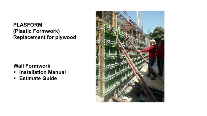 Formwork Wall Philippines (1)
