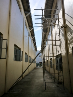 Scaffold for Painting