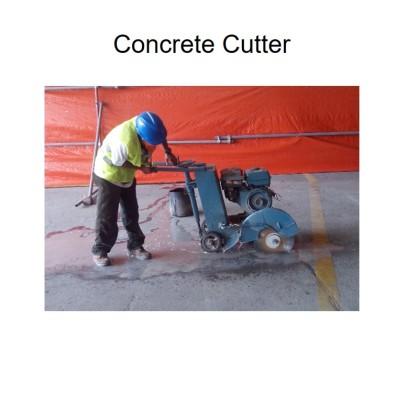 Concrete Cutter Rental Philippines
