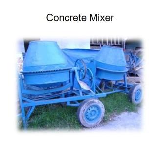 Concrete Mixer Rental Philippines
