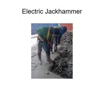 Jackhammer Rental Philippines